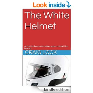 White Helmet kindle