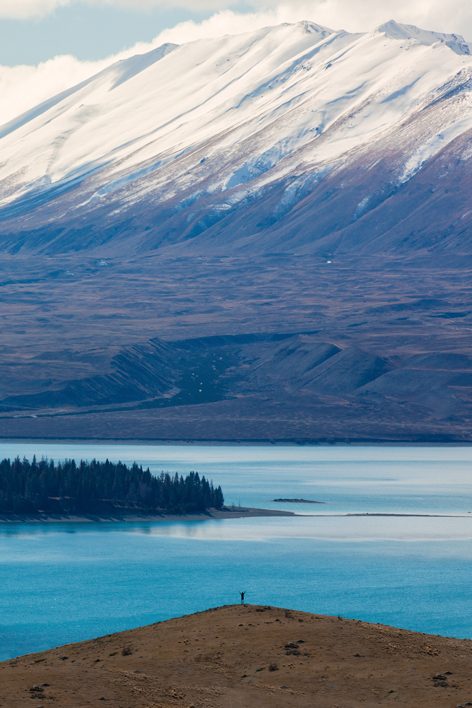 Lake-Tekapo by William Patino