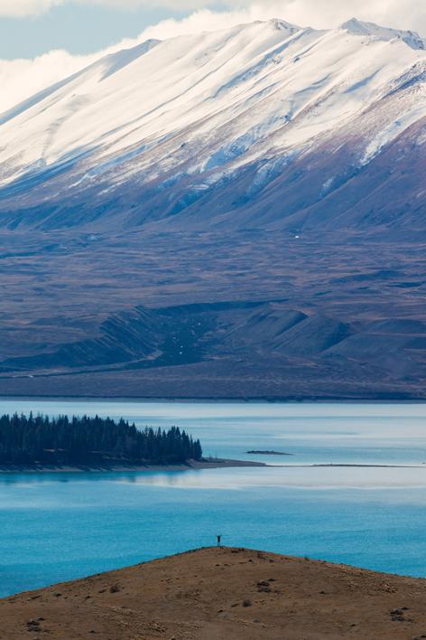 Lake-Tekapo by William Patino