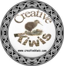 Creative Kiwis book
